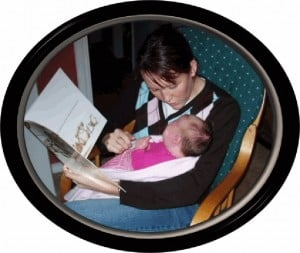 Read to your child from birth.