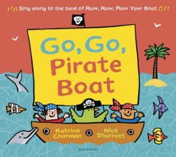 Go, Go Pirate Boat